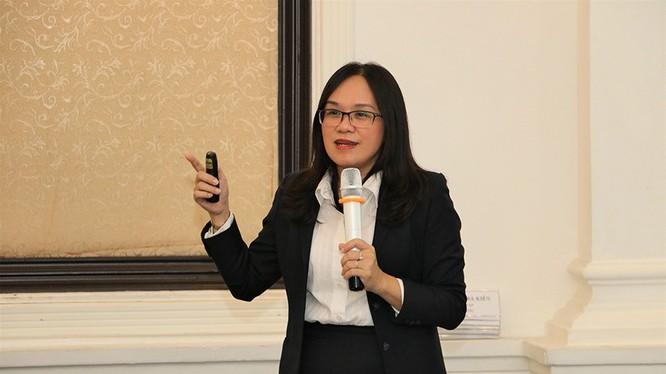 T.S Thái Thị Tuyết Dung - Đại học Luật TP. Hồ Chí Minh