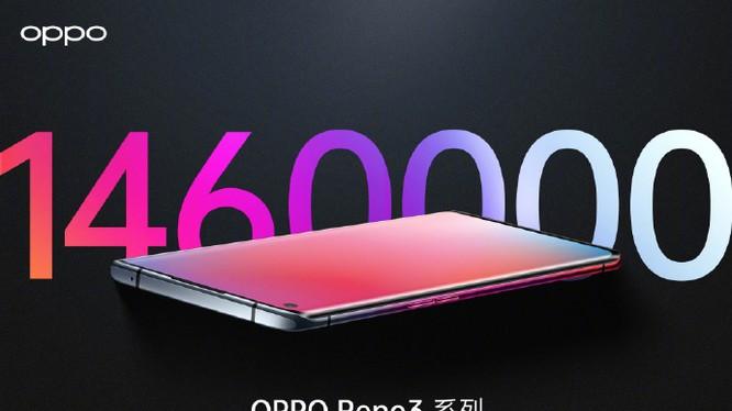 Oppo đã cho ra mắt mẫu smartphone mới nhất của mình cách đây vài hôm (Ảnh: Gizmochina)