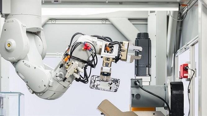 Robot Daisy của Apple (Ảnh: Apple.com)