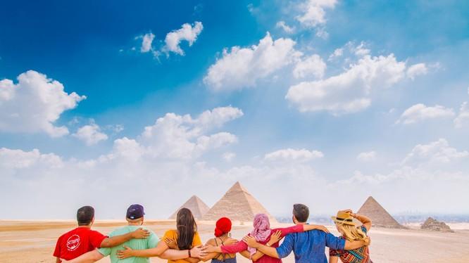 Du lịch đem đến cho chúng ta nhiều lợi ích bất ngờ (Ảnh: Fortune)