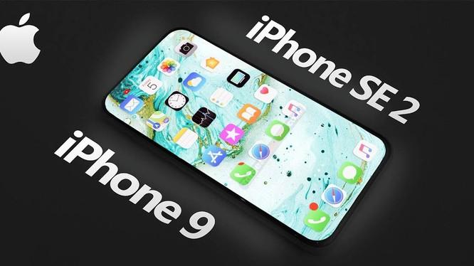 Chiếc iPhone dự kiến sẽ được cho ra mắt vào tháng 3 tới (Ảnh: didongviet)