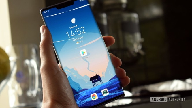 Những chiếc điện thoại Huawei sẽ được cài đặt sẵn ứng dụng Android trong tương lại (Ảnh: Android Authority)