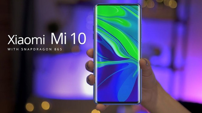 Xiaomi Mi 10 (Ảnh: thegioididong)