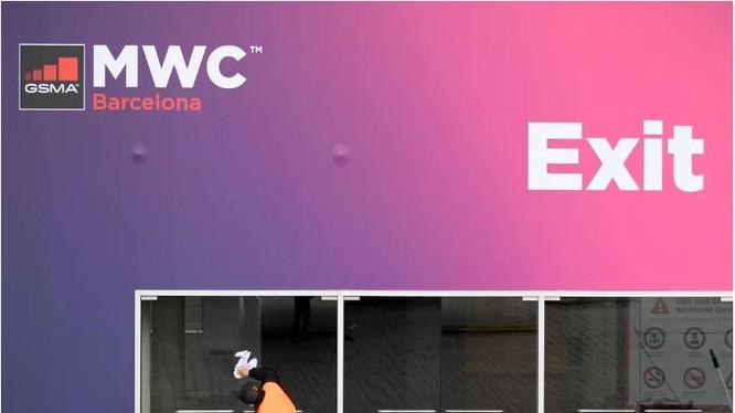 MWC bị hủy bỏ do virus Corona (Ảnh: Cnet)
