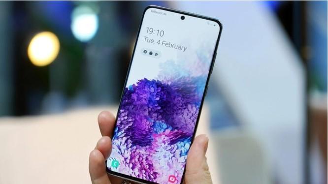 Samsung Galaxy S20 (Ảnh: BGR)