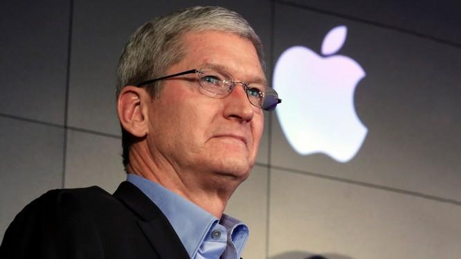 Tim Cook, Giám đốc điều hành của Apple (Ảnh: Techcentral)