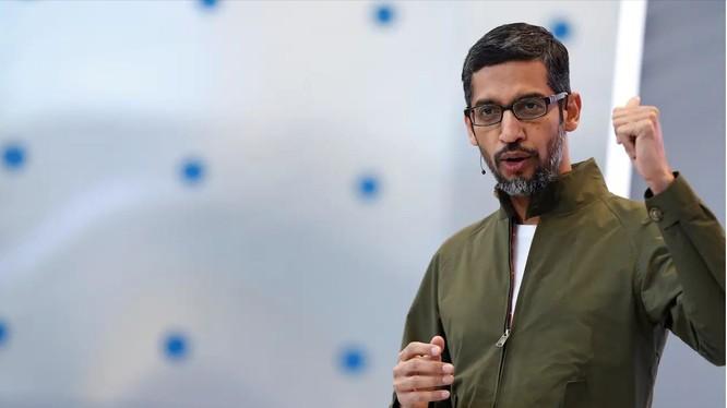 CEO Google - Sundar Pichai (ảnh: Business Insider)