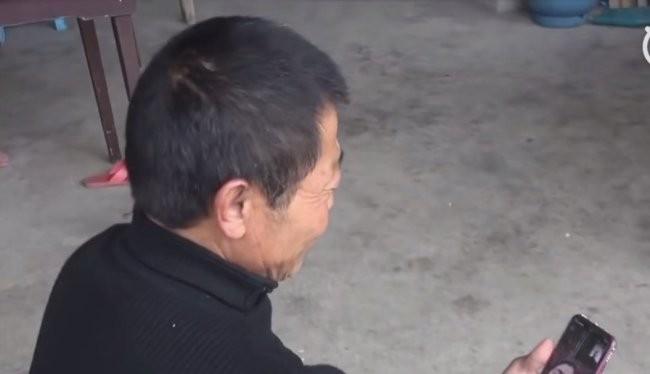 Jiaming - người công nhân Trung Quốc tìm được gia đình nhờ virus corona (Ảnh: OC)