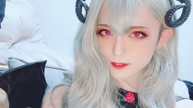 Nữ cosplayer nổi tiếng người Nhật Bản (Ảnh: Rei Dunois/Twitter)