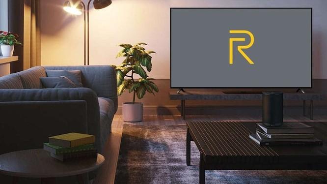 Realme lấn sân sang sản xuất smartTV (Ảnh: Gizchina)