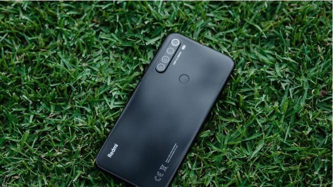 Xiaomi Redmi Note 8 là một trong những chiếc smartphone bán chạy nhất năm 2019 (Ảnh Cnet)