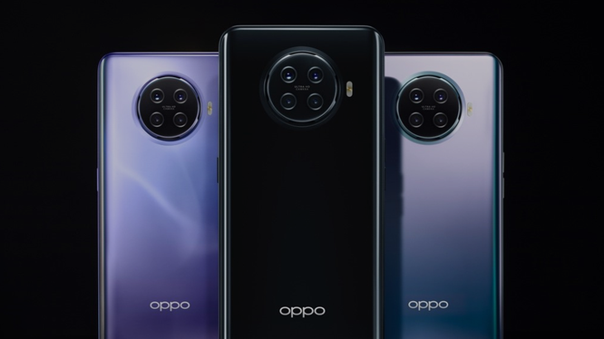 OPPO Ace 2 (Ảnh: Phone Arena)