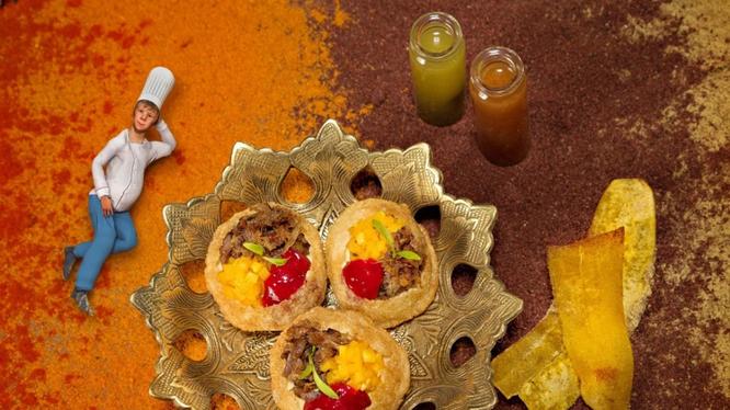 Những bữa ăn thông qua kỹ thuật số xuất hiện ngày một nhiều tại các nhà hàng (Ảnh: SCMP)