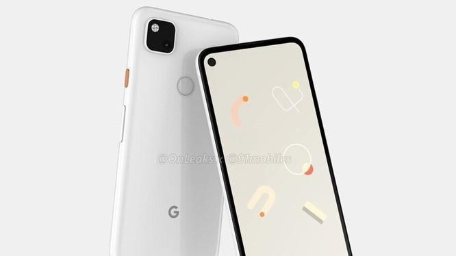 Google tự tin Pixel 4a sẽ đánh bại iPhone SE 2020 (Ảnh: Phone Arena)