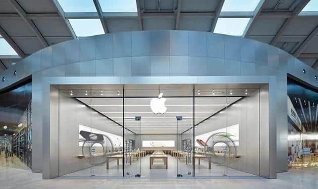 Chương trình đổi máy cũ lấy máy mới của Apple được tổ chức tại thị trường Trung Quốc (Ảnh: Gizchina)