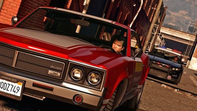 Tựa game đình đám GTA 5 (Ảnh: Vice)