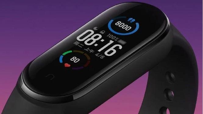Vòng đeo tay thông minh giúp người dùng theo dõi sức khỏe (Ảnh: Gizmochina)