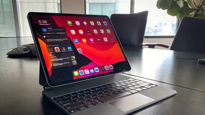Những chiếc máy tính bảng không chỉ được sử dụng với mục đích giải trí (Ảnh: Macworld)