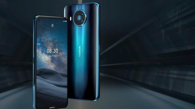 """Nokia trở lại """"đường đua"""" với mẫu điện thoại 5G mới (Ảnh: Anand Tech)"""