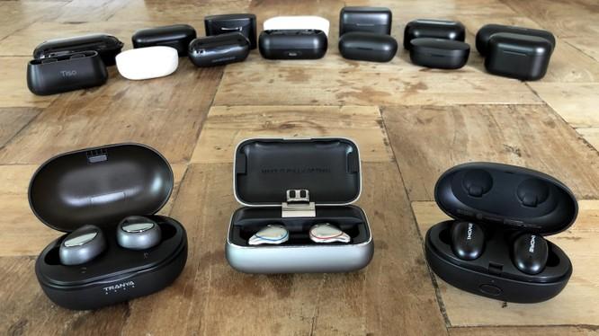 Những mẫu tai nghe true wireless giá rẻ