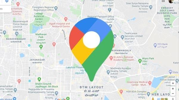 Hướng dẫn sử dụng Google Maps ngoại tuyến (Ảnh: Gizbot)