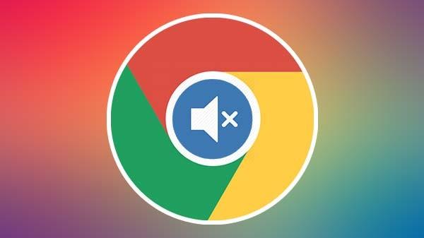 Tự động tắt tiếng các tab chứa file âm thanh trên Chrome (Ảnh: Gizbot)