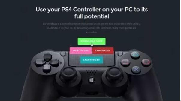 Hướng dẫn kết nối tay cầm PS4 với máy tính (Ảnh: Tech Radar)