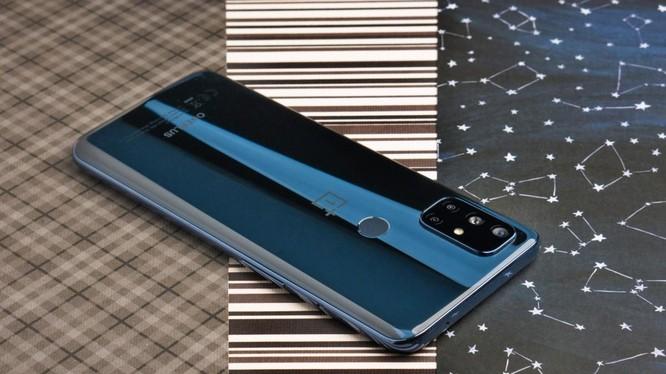 OnePlus Nord N10 5 G (Ảnh: GSM Arena)