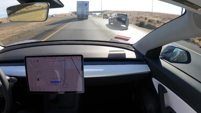 Tesla Model 3 (Ảnh: Interesting Engineering)