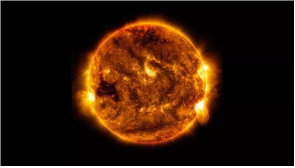 Trên thực tế Mặt Trời có màu gì (Ảnh: Live Science)