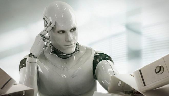 Trí tuệ nhân tạo liệu có thể thay thế luật sư trong tương lai? (Ảnh: ITZONE)