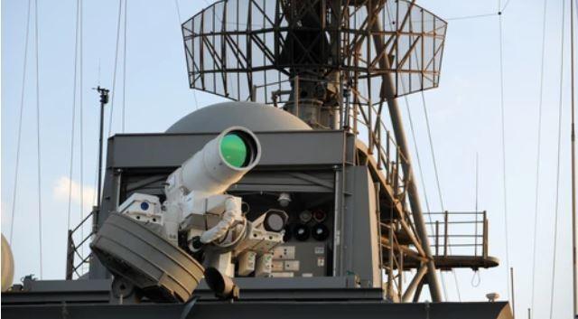 Súng laser công suất cao (Ảnh: Vice)
