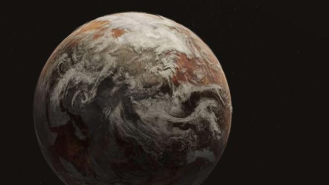 Một ngày nào đó, Trái Đất sẽ không còn sự sống (Ảnh: New Scientist)