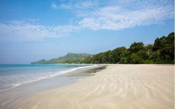 Quần đảo Andaman và Nicobar, Ấn Độ (Ảnh: Science Alert)