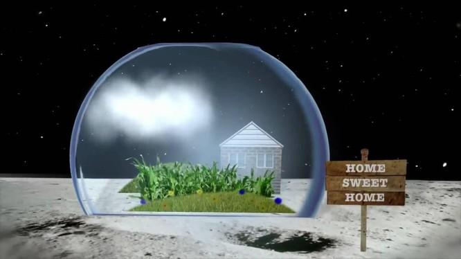 Cần bao nhiêu tiền để bạn có thể sống trên Mặt Trăng ? (Ảnh; Youtube)