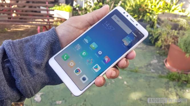 Smartphone Xiaomi được nhiều người dùng yêu thích (Ảnh: Android Authority)