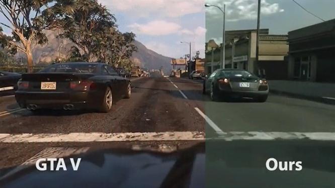 GTA V (Ảnh: Gizmodo)