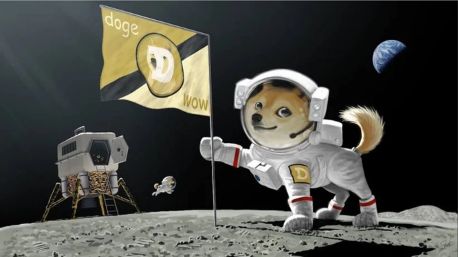 Ý tưởng điên rồ nhằm cứu vớt đồng Dogecoin (Ảnh: Indiatoday)