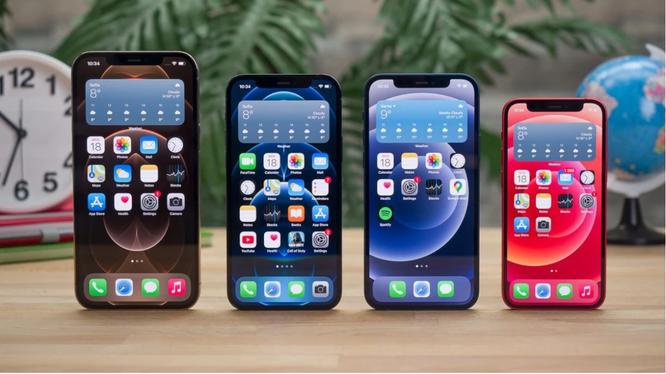 Mỹ xem xét dự luật cấm Apple cài đặt sẵn các ứng dụng của mình trên iPhone (Ảnh: Phone Arena)
