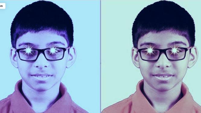 Chân dung thiên tài 13 tuổi, Gajesh Naik (Ảnh: Decrypt)