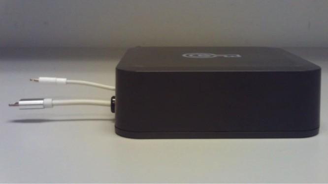 Thiết bị bẻ khóa iPhone - GrayKey (Ảnh: Apple Insider)