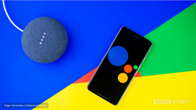 Việc Google Assistant âm thầm ghi âm người dùng ngay cả khi chưa được kích hoạt vi phạm nghiêm trọng quyền riêng tư người dùng (Ảnh: Android Authority)