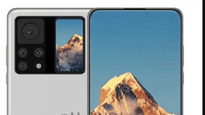Xiaomi Mi MIX 4 (Ảnh: Gizchina)
