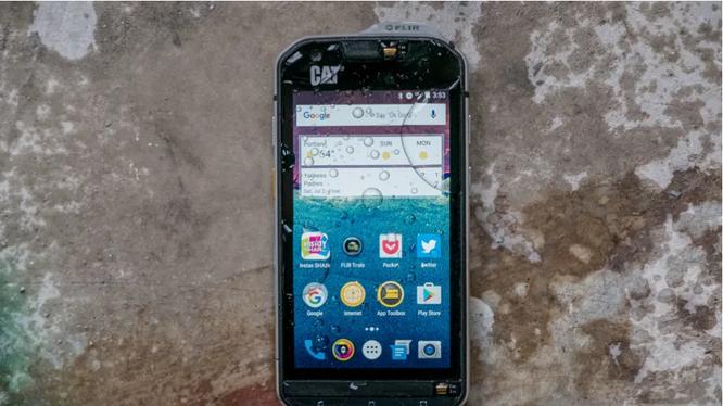 Water Resistance Tester giúp người dùng kiểm tra tình trạng chống nước của smartphone (Ảnh: The Verge)