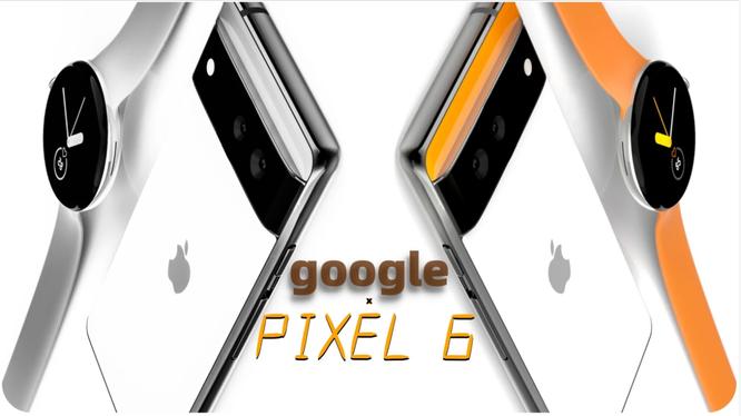 Google Pixel 6 sẽ là một chiếc iPhone của Android (Ảnh: Phone Arena)