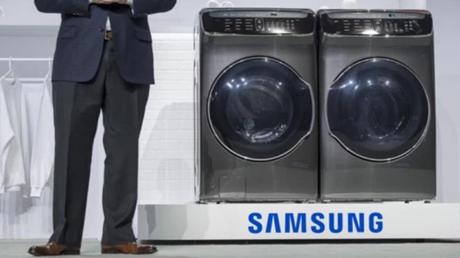Người dùng bức xúc vì ứng dụng máy giặt của Samsung yêu cầu những quyền truy cập vô lý (Ảnh: Vice)