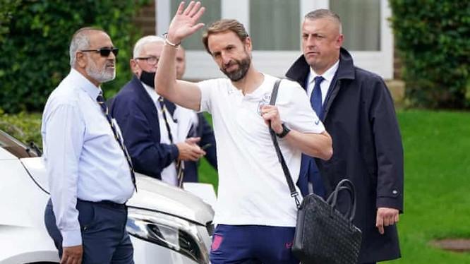 HLV của đội tuyển Anh đã vấp phải rất nhiều sự chỉ trích sau trận chung kết (Ảnh: The Guardian)