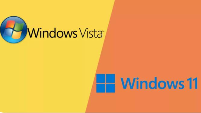 Mối liên hệ giữa Windows 11 và Windows Vista (Ảnh: Tech Radar)