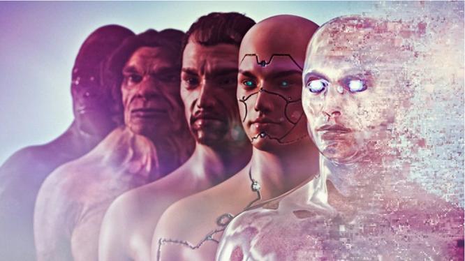 Con người sẽ tiến hóa như nào sau 1 triệu năm nữa (Ảnh: BBC Earth)