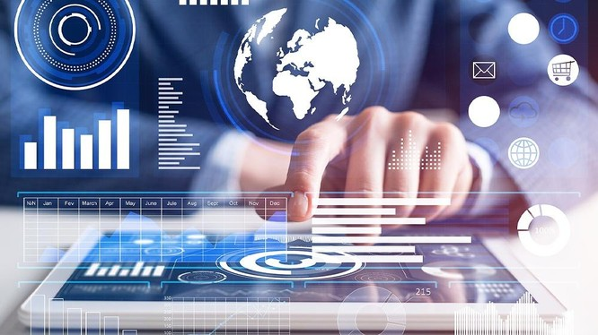 Tầm quan trọng của hệ thống BI trong việc chuyển đổi số doanh nghiệp (Ảnh: Clicdata)